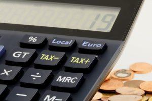 online tax rebate calculator
